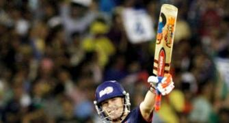 IPL: Delhi keep faint hopes alive with victory over KKR