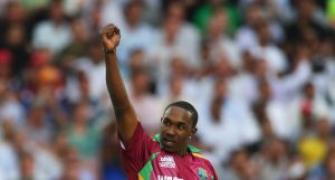 Bravo to lead West Indies at Champions Trophy