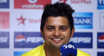 China doesn't deserve anything: Suresh Raina
