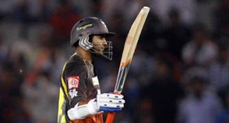 IPL: Sunrisers beat Punjab to remain in hunt for play-offs