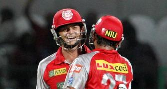 Gilchrist shines as Kings XI whip Royal Challengers