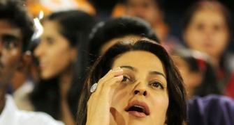 IPL PHOTOS: Hyderabad Sunrisers vs Kolkata Knight Riders