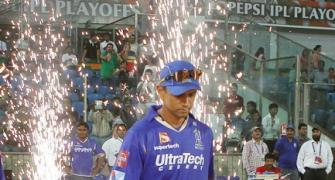 IPL PHOTOS: Rajasthan eliminate Hyderabad