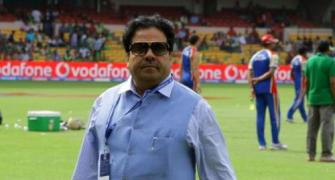 Will not be IPL chairman again, says Shukla