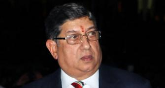 BCCI's meet set to throw lifeline to Srinivasan