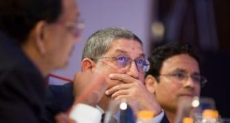 'It appears that Srinivasan will not quit on his own'