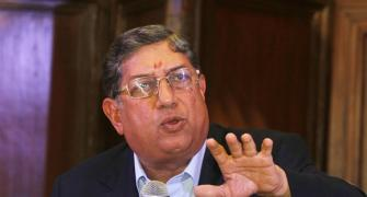 VOTE! Should N Srinivasan quit as BCCI chief?