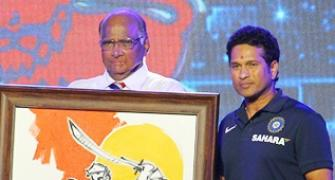 Pawar wants Tendulkar to come forward and help Mumbai cricket