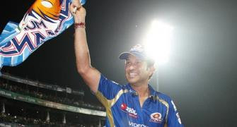 PHOTOS: Fitting farewell to the legend Sachin Tendulkar!