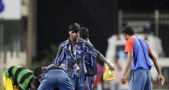 Not let-up in rain, Cuttack ODI set to be called off