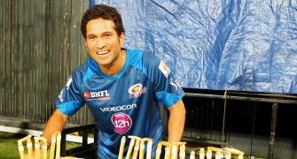 Tendulkar turns 46: Fans trend #HappyBirthdaySachin