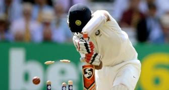 Wretched form in England exposes India's batting woes