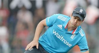 Captain Cook not guaranteed to lead England at World Cup