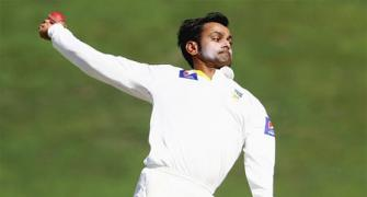 Hafeez to fly to Chennai for bowling action test