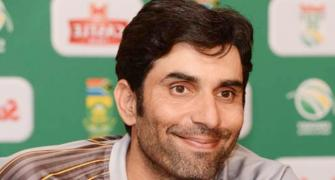Misbah will lead Pakistan in World Cup: PCB