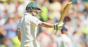 PHOTOS, Day 1, 3rd Test: Honours shared, but Smith shines again