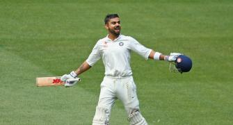 'Kohli never hesitates to play his shots against any bowler'