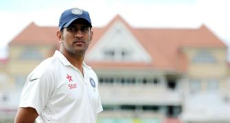 What are your favourite memories of Dhoni in Tests? Tell us!