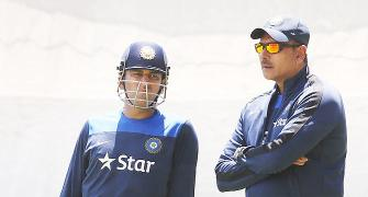 To hell with the scoreline, says team director Ravi Shastri