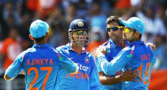 Team India's report card: Dhoni, Kohli impress in depressing series