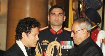 Bharat Ratna Tendulkar wants to 'give Indians reasons to smile'