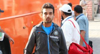 Team India leaves for New Zealand on a month-long tour