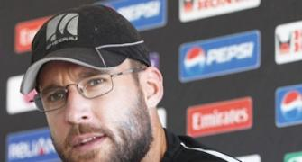 Kiwis rule out Vettori for ODI series against India