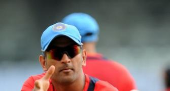 Lodha's 'Captain D' and Dhoni's resignation