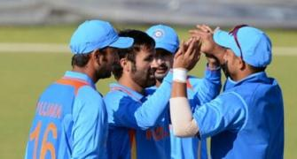 Rasool becomes first J&K player to represent India