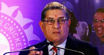 BCCI elections: Lifeline for Srinivasan, Ganguly