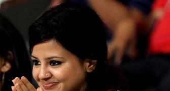 'Job was done': Sakshi on her now-deleted tweet