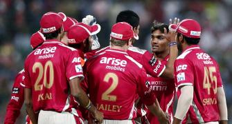 IPL PHOTOS: Punjab outclass Delhi to stay top