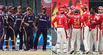 Qualifier 1: It's consistency vs resilience as Punjab take on KKR