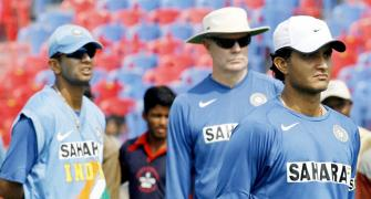 VVS Laxman on coach Chappell and the 'only controversy' of his career