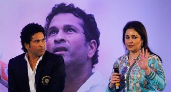 When Anjali fell for 17-year-old Tendulkar
