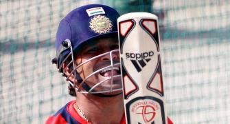 Revealed! Why Tendulkar never used a lighter bat despite injuries