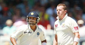 Aus paceman Siddle targets Kohli as mind games begin