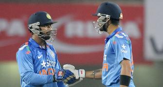 Kohli wishes Rayudu the best, says 'You are a top man'