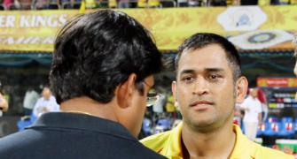 Dhoni's stand on Meiyappan contradicted by Mudgal report