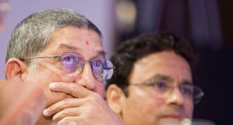 Srinivasan is not a tainted person, says BCCI