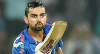 ODI Rankings: India continues to top table; Kohli No 2