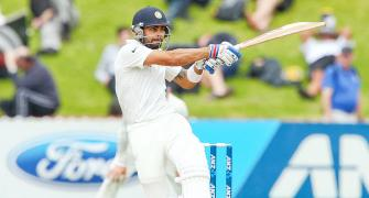 Indian batsmen sparkle in drawn match vs Cricket Australia XI