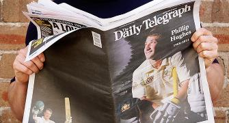 Australian media 'share nation's agony on cricket's saddest day'