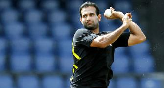 Fast bowlers never use bouncers to hurt anyone, says Irfan Pathan