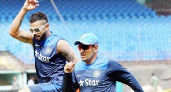 With Aus tour in mind, India to experiment against Windies