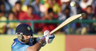 Kohli's batting key to India's success at World Cup: Ganguly