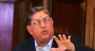 I have left BCCI, no comments on Windies's pullout: Srinivasan
