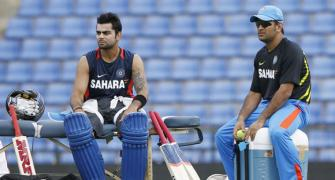 'Guys like Virat Kohli and MS have done what fits their game'