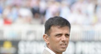Dravid bats for Olympic sports, says can learn a lot from cricket