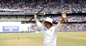 Guess how much Tendulkar's farewell Test jersey was sold for?